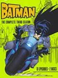 蝙蝠侠传奇第三季
