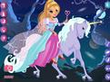 公主的独角兽